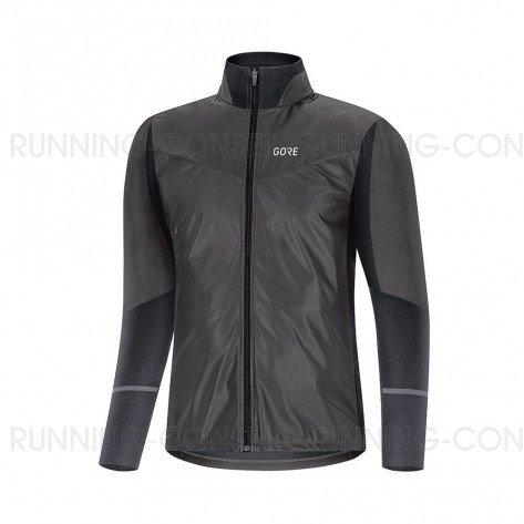 GORE® Maillot à manches longues R5 GORE-TEX INFINIUM™ Soft Lined Homme   Black