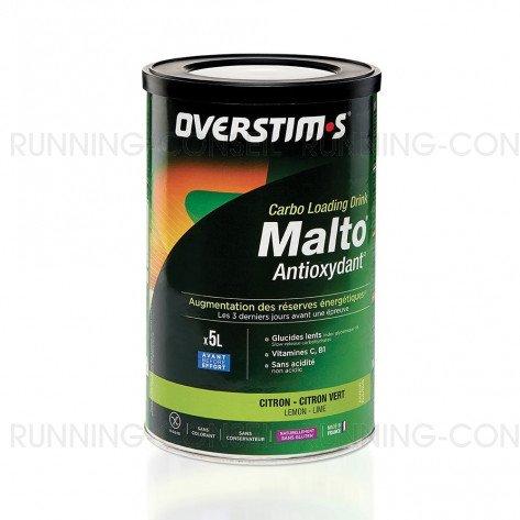 Malto antioxydant sans gluten Citron-citron vert Overstims