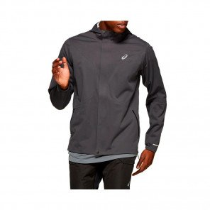 ASICS Veste Accelerate homme | Graphite Grey