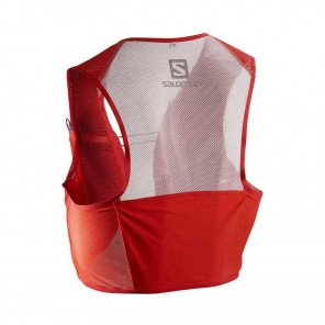 SALOMON - Sac / Gillet SENSE 2 SET - racing red
