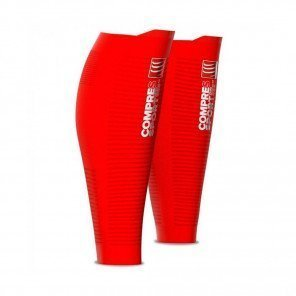 COMPRESSPORT Manchons de Compression AIRVOLUTION OXYGEN | Rouge