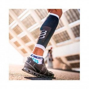COMPRESSPORT Manchons de Compression AIRVOLUTION OXYGEN | Noirs