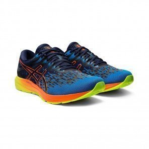 ASICS DYNA FLYTE 4 Homme   Peacoat / Fash Coral