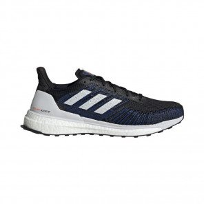 ADIDAS SOLARBOOST ST 19 Homme   Core Black / Dash Grey / Solar Red