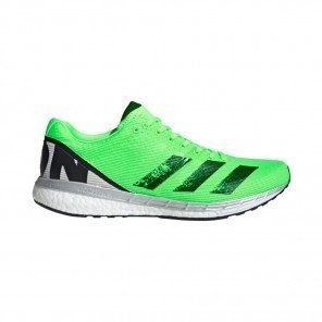 ADIDAS ADIZERO BOSTON 8 Homme | Signal Green / Core Black / Grey One F17