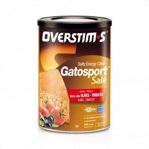 Gatosport salé olives - tomates Overstim's - Produits salés