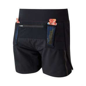 RONHILL SHORT CARGO STRIDE Femme | ALL BLACK