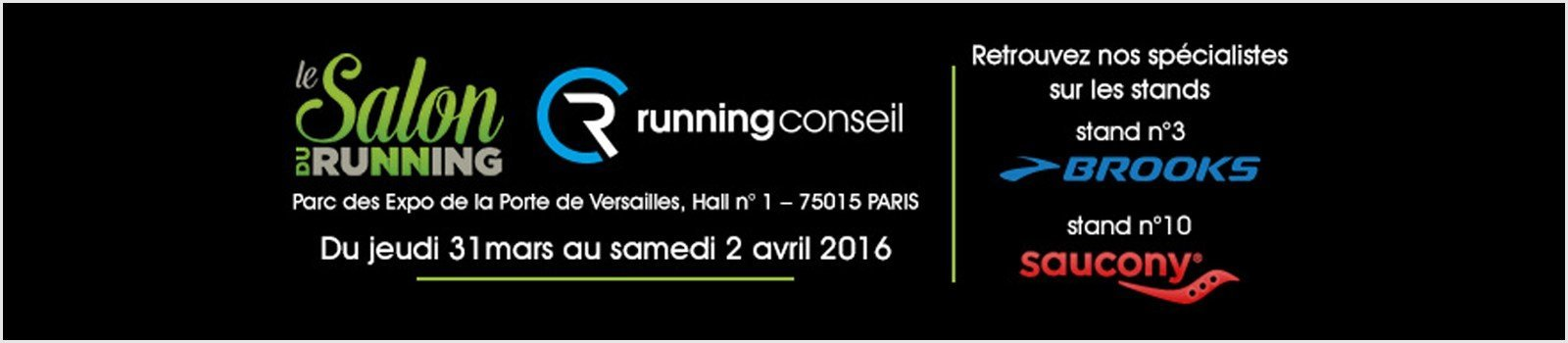 Le salon du running