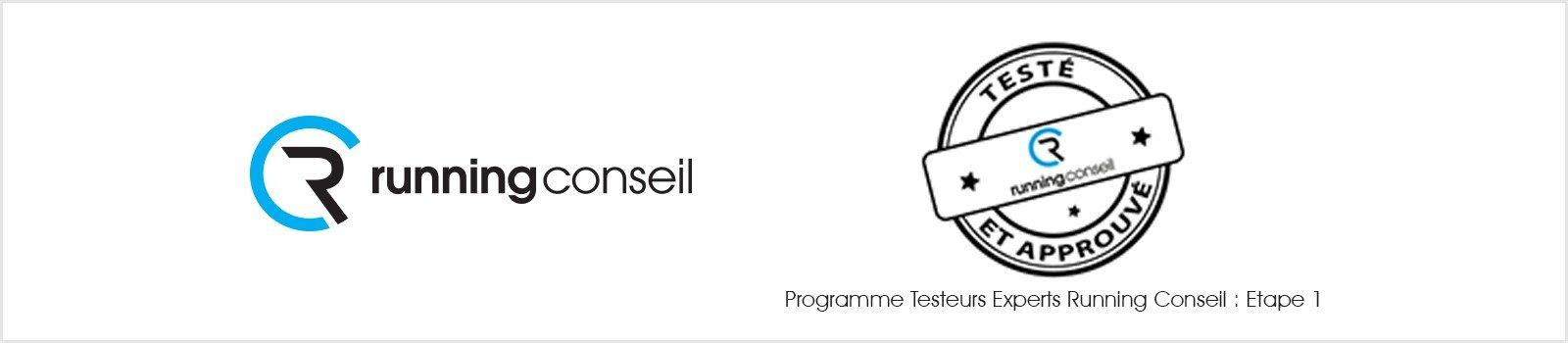 Programme Testeurs Experts Running Conseil : étape1