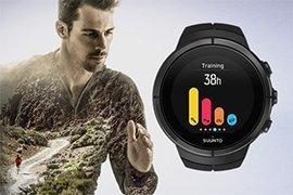 Collection Suunto Spartan - Running Conseil